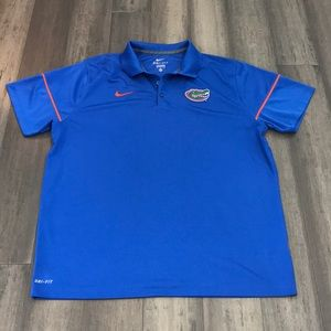 Nike DriFit Men's Gators Polo